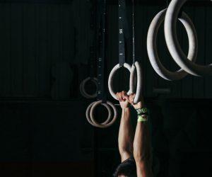 The calistenic training