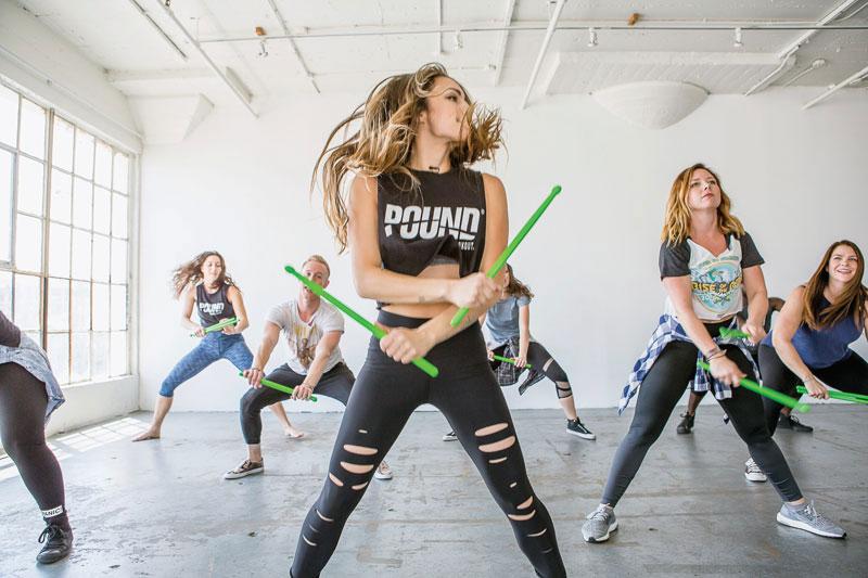 pound workout photo