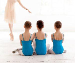 L'allenamento e gli esercizi della danza classica