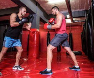 Il combattimento e le gare del Muay Thai