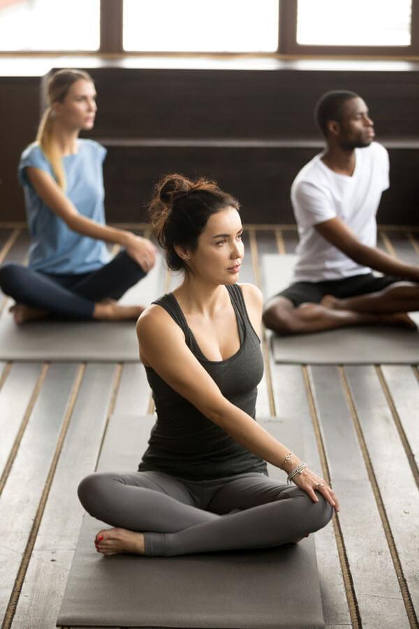 photo of pilates myofasciale