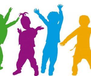 Gioco danza per bambini